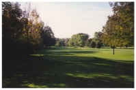 Old Elm #12 - The short par 4 lacked interest from tee to green prior to Drew Roger's restoration.