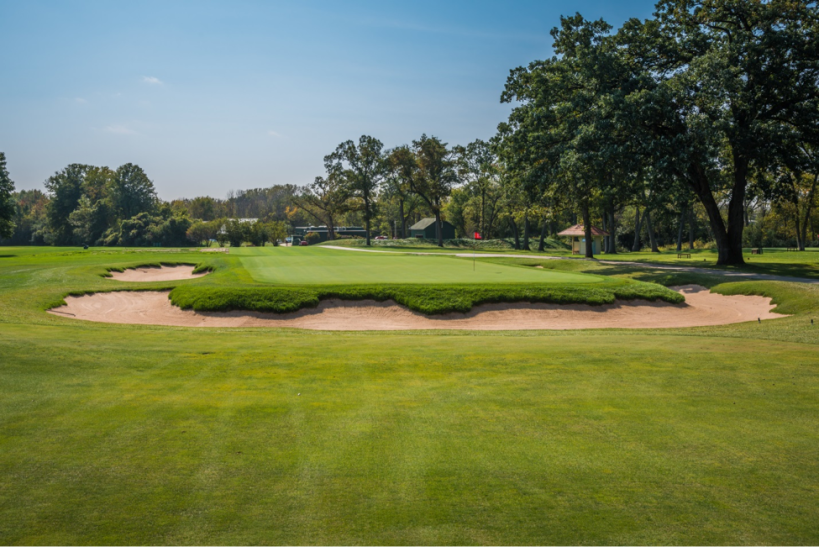 Old Elm Club #15 - Photo courtesy of Scott Vincent