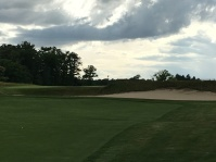 #15 - Par 4 - Approach from the right