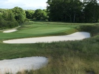 #4 - Par 3 - On the hill above and right of the green