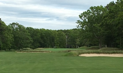 #15 - Par 5 - From the fairway into the reachable 5-par
