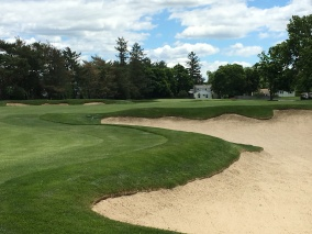 #17 - Fairway bunkering right